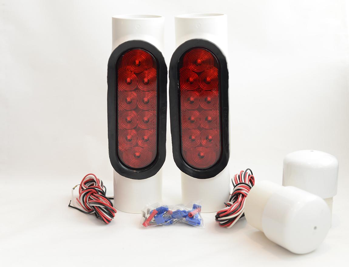 1019b Led Light Kit Ez Trailer Lights Wiring Harness